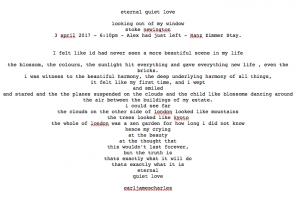 Eternal Quiet Love